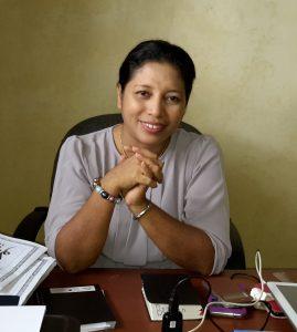 Pdt Shirley Parinussa Siagian