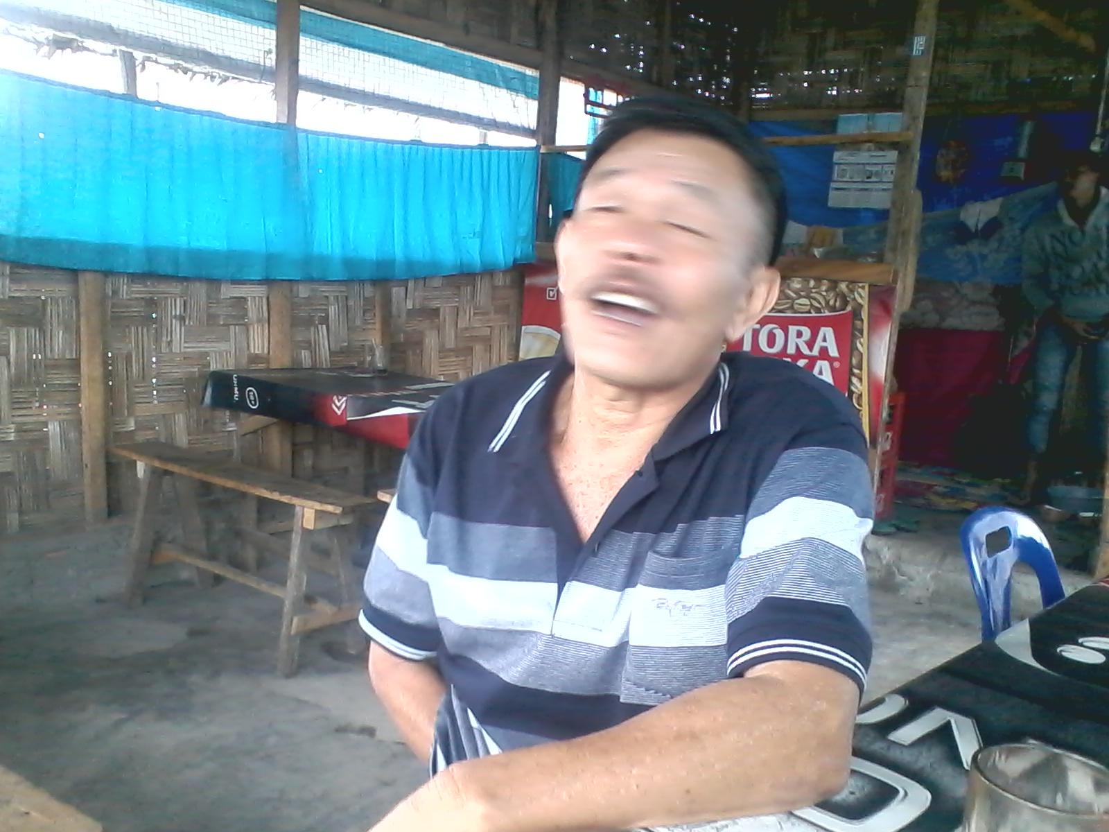 ST MM Marbun dari HKBP Resort Bukit Tinggi, Sumatera Barat