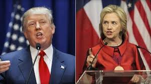 Menuju Presiden AS: Debat Perdana Hillary vs Trump