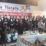Syukuran Dies Natalis STT IKAT Ke-33 Berlangsung Meriah