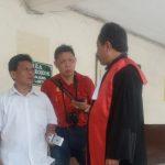 Awak Media Pertanyakan Netralitas Majelis Hakim