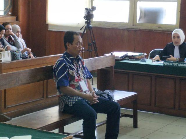 Terkait Kasus Penipuan dan Pengelapan Majelis Hakim Tegur JPU