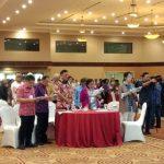 Ketum Umum PGI dan Gubernur Sulut Secara Bersama Buka Konferensi Gereja dan Masyarakat