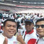 Konser Putih Bersatu 2019 Lampau Sukses Konser Dua Jari 2014