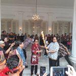 Anies Baswedan Berangkatkan Obor Paskah Nasional 2019 ke Poso