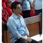 Terdakwa Tedja Widjaja Cuma Dituntut 3 tahun 6 bulan