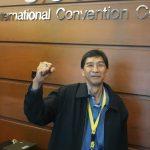 Harapan Pdt Dr. Imron terpilihnya Pdf. Dr. Rubin Hadi Abraham Sebagai Ketum GBI Yang baru