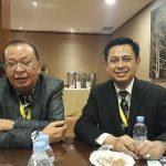 Wawancara Perdana Pdt. Dr. Rubin Adi Abraham Setelah Dilantik Ketum GBI