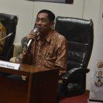 Prof. Dr. Marthen Napang: Kemerdekaan Indonesia Berdasarkan Prinsip Pendudukan Bukan Penjajahan