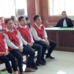Majelis Hakim Tunda Persidangan Jaksa Belum Siap Tuntutan Terdakwa Narkoba