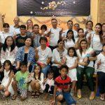 LMI Bali Rayakan Natal di Yayasan Hati Mama