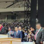 Natal Gereja Tiberias Ke-18 di Gelora Bung Karno Dimeriahkan 7000 Choir Natal dan Atraksi Kembang Api