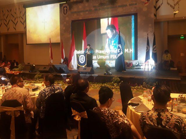 """Perayaan Natal dan Dies Natalis ke-56 PIKI: Baktinendra Prawiro, MSc, MH """"Semangat Oikumenisme Kita Terus Menerus Diuji Integritasnya"""""""