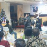 Semarak Natal Bersama Kantor Advokat Jhon SE Panggabean & Associates dengan relasi