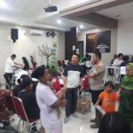 Warga Bojongsari Antusias Ikuti Bakti Sosial dan Periksa Kesehatan di Area GBI Sinona
