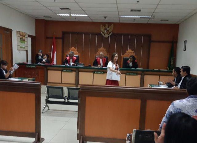 Vivi Nathalia Terdakwa Kasus Penghinaan Dihukum 2 Tahun Percobaan