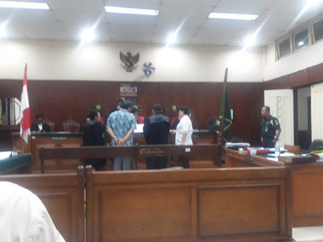 Majelis Hakim PN Jakut Kabulkan Permohonan Kamaruddin Simanjuntak atas Kliennya