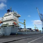 Pelabuhan Cabang Bitung Aktif Layani Bongkar Muat, Penuhi Kebutuhan Logistis di Tengah Pandemi