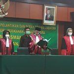 Puji Harian Dilantik Jadi Ketua PN Jakarta Utara