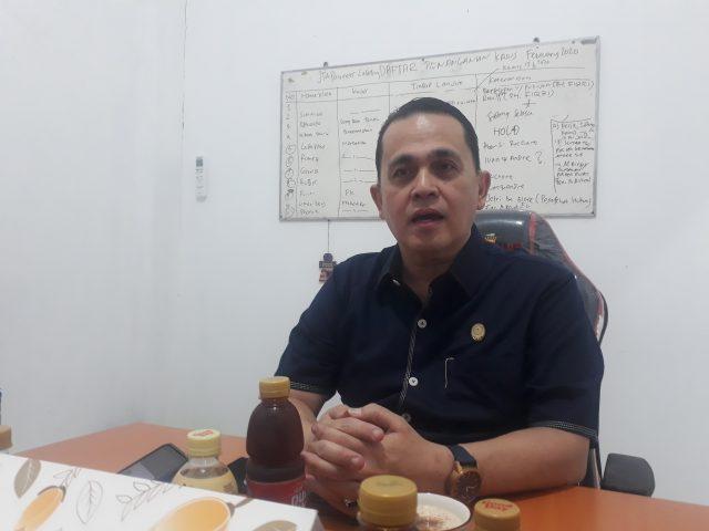 Jefri Tambayong: Ingatkan Warga Gereja harus aktif Melawan Massifnya Ancaman Narkoba