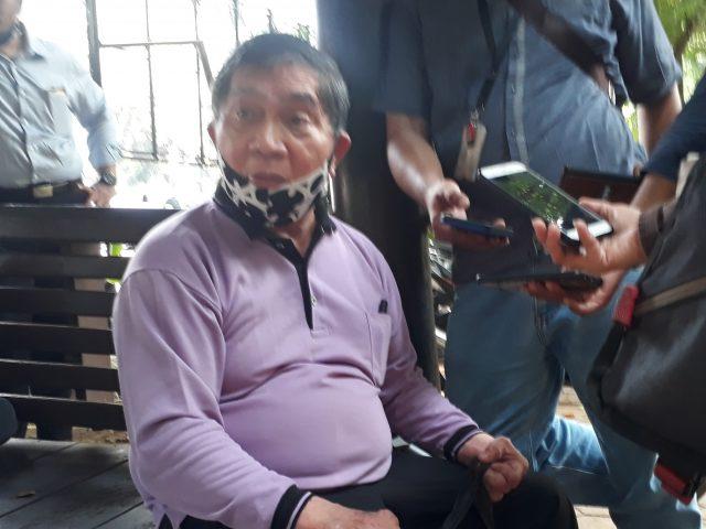 Welly Tumanduk Sambangi Kejaksaan dan Polda Metro Pertanyakan Penahanan Kwak Mi Suk dkk