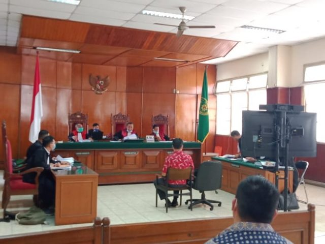 Pengacara Pelapor: Majelis Hakim Diminta Kesampingkan Pledoi Terdakwa Hasim Sukamto