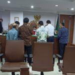 Sidang  Gugatan  R. Kusumanto Melawan Organ Yayasan Universitas Prof. Dr. Moestopo Memasuki Agenda Pemeriksaan Bukti Awal Para Pihak