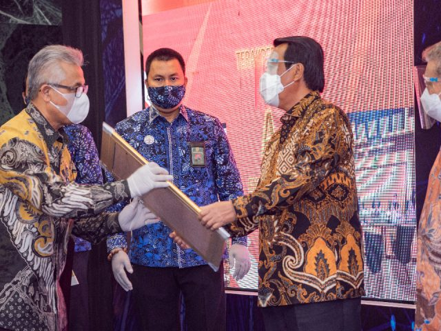 Pengadilan Jakarta Utara Berhasil Memperoleh Sertifikat Akreditasi