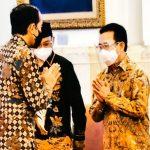 Ketum PGI Pdt. Gomar Gultom Mengikuti Pertemuan Presiden dengan Tokoh Agama dan Tokoh Masyarakat di Istana Negara