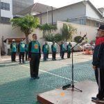 Menyambut HUT Kemerdekaan RI Mahkamah Agung dan PN Jakarta Utara, Adakan Upacara Dan Lomba