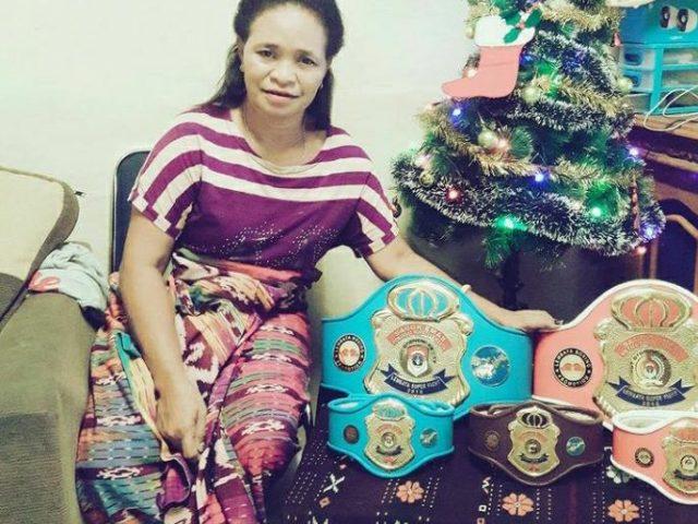 Dua Petarung Wanita asal Lembata jadi Promotor Tinju akan Gelar Tinju Di Jakarta